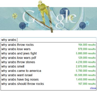 لماذا العرب...